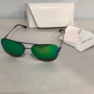 Brand new Michale Kors aviator sunglasses